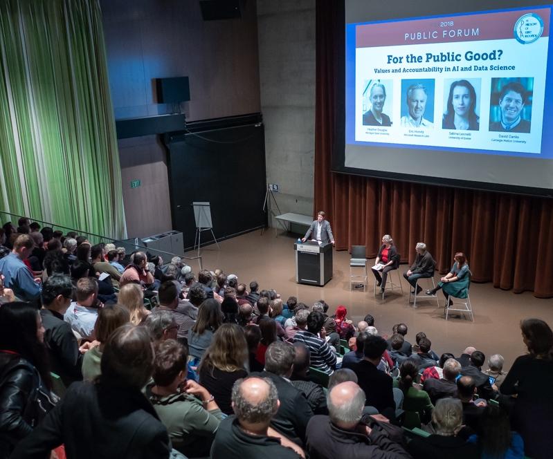 PSA2018 Public Forum