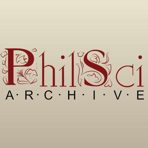 PhilSci Archive