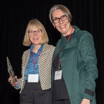 Hempel Award Presented to Nancy Cartwright